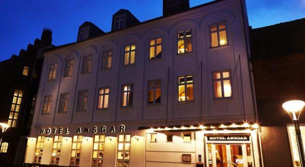 Hotel Ansgar Esbjerg   Hoteller Esbjerg