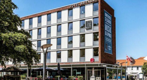 Hotel Esbjerg. Hoteller i Esbjerg